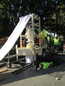 Pipe Repair With Perma-Liner.
