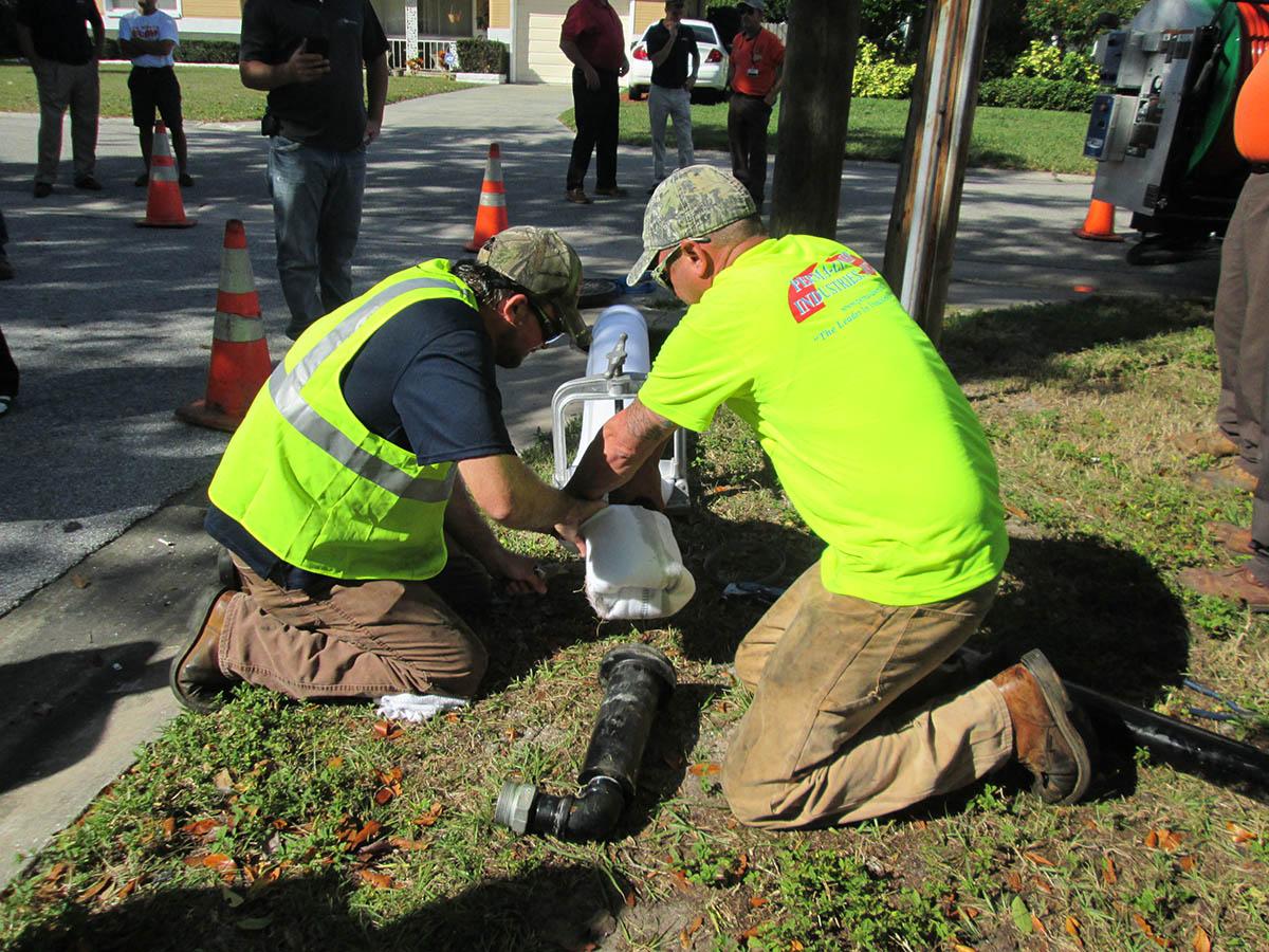Atlanta Sewers Contain Alarming Amounts of Hazards